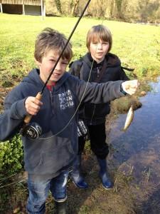 The Farm - Fishing