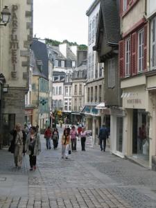 Region - Quimper