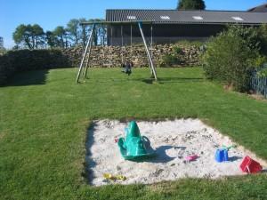 The Farm - Play area
